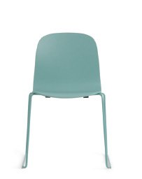 VISU CHAIR WITH WIRE BASE IN STOCK