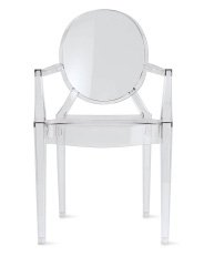 LOUIS GHOST CHAIR IN STOCK