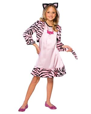 Halloween Resource Center Girl's Bratz Cat Costume