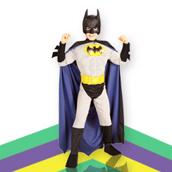 Be Fearless: Boys Costumes 4 Years & Up
