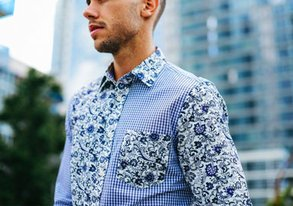 Shop New Patterned Gear ft. 611 Lifestyle
