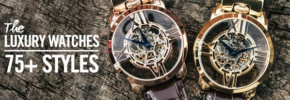 Shop The Luxury Watches: 75+ Styles