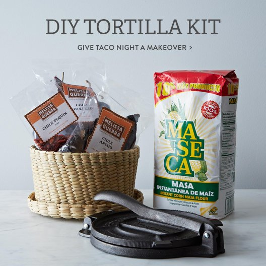 Tortilla Kit