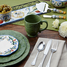 Set the Table: Dining at Home