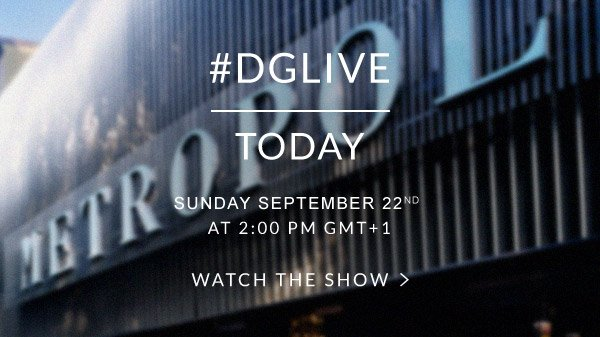 Dolce&Gabbana Summer 2014 Womens Fashion Show. #DGLIVE - Today SUNDAY SEPTEMBER 22ND at 2.0pm. Watch the Show