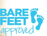 BARE FEET approved