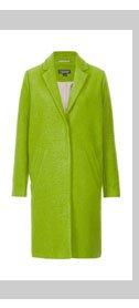 Wool Boyfriend Coat