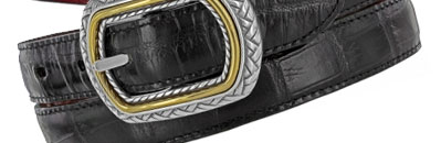 Marcus Two-Tone Reversible Belt