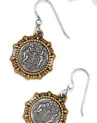 Devotion Cherub Earrings