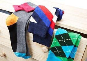 The Sock Shop ft. Happy Socks