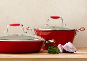 Get Cooking: Pots, Pans & More