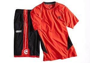 Gym to Green: Men's Sportswear
