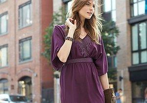 Jewel Toned Dresses