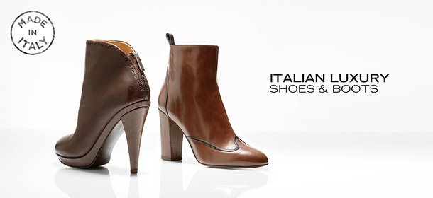 ITALIAN LUXURY: SHOES & BOOTS, Event Ends September 25, 9:00 AM PT >