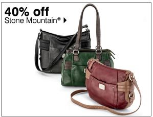 40% off Stone Mountain® Shop now.