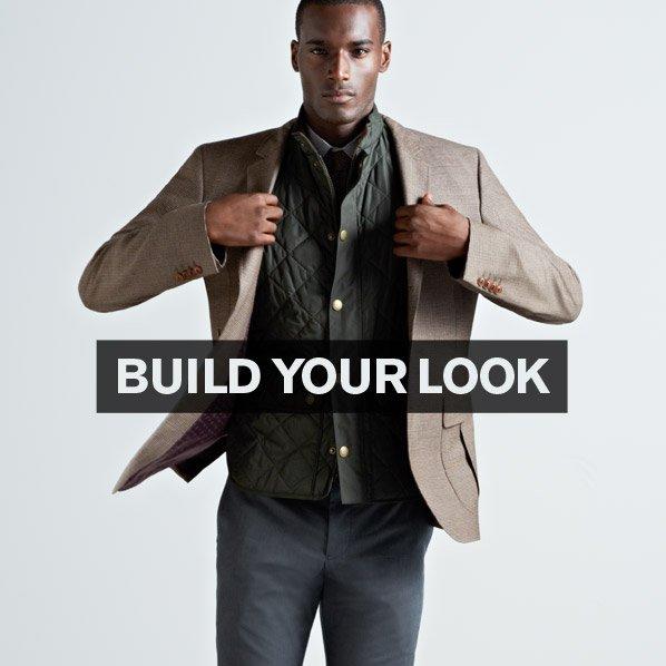 BUILD YOUR LOOK