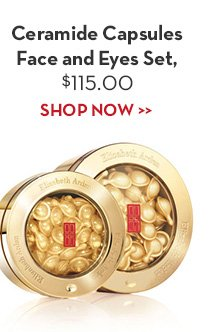 Ceramide Capsules Face and Eyes Set, $115.00. SHOP NOW.