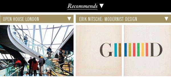 Open House London | Erik Nitsche: Modernist Design