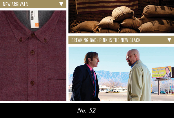 New Arrivals | Breaking Bad: Pink is the new black