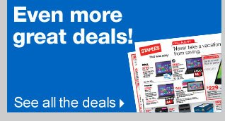 Even  more great deals! See all the deals.
