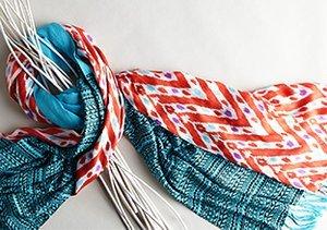 Sir Alistair Rai: Stylish Scarves