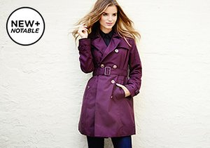 New and Notable: London Fog Outerwear