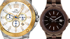 Skagen, Fossil, Juicy Couture