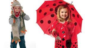 Kids' Winter & Rain Accessories