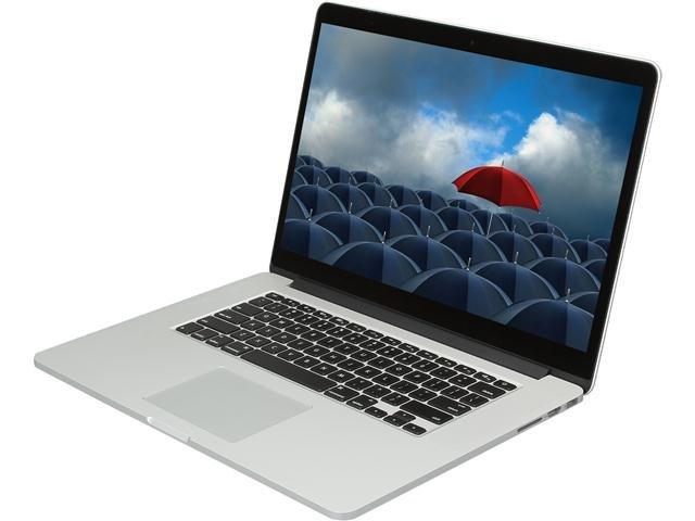 Apple MacBook Pro Intel Core i7 16GB DDR3 512GB SSD 15.4 inch Retina display Mac OS X v10.8 Mountain Lion (ME665LL/A)