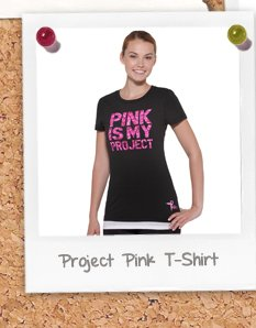 Project Pink T-Shirt