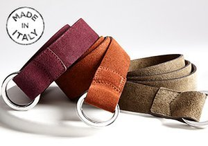 Made in Italy: Belts
