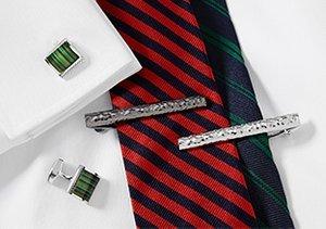 Finer Details: Cufflinks & More