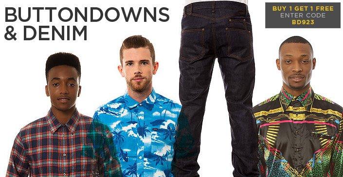 Buttondown & Denim