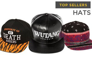 Top Selling Hats
