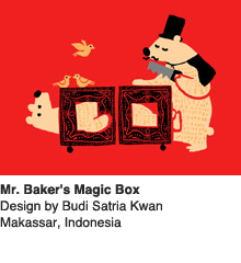Mr. Baker's Magic Box