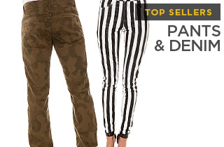 Top Selling Pants & Denim