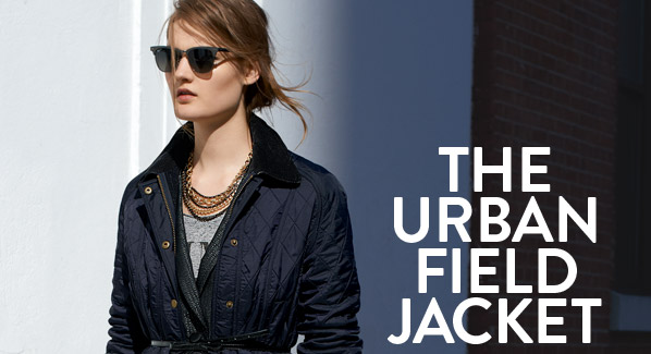THE URBAN FIELD JACKET