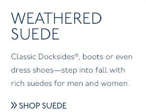 Shop Suede