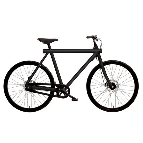 "The Vanmoof 3.2 w/ 26"" Wheels // Black"