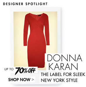 DONNA KARAN - UP TO 70% OFF