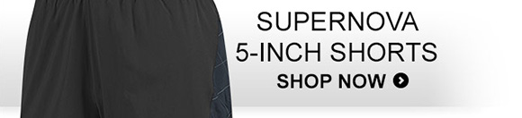 Shop Men's Supernova 5-Inch Shorts »