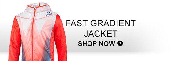 Shop Men's Fast Gradient Jacket »