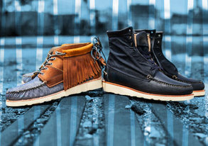 Shop Sebago: New Leather Boots