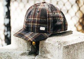 Shop Textured Fall Caps ft. Coal