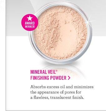 Mineral Veil Finishing Powder