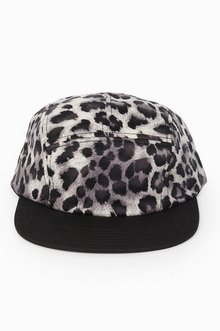 LEOPARD FIVE HAT 19