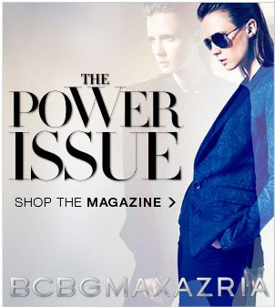 THE POWER ISSUE