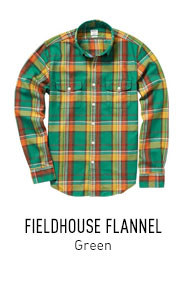 Green Flannel