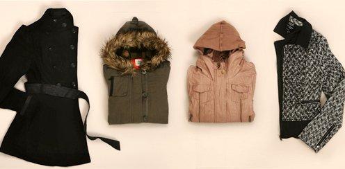 Blazers, Jackets, and Coats Starting at $19
