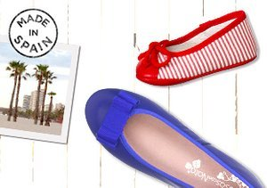 Made in Spain: Conguitos Shoes